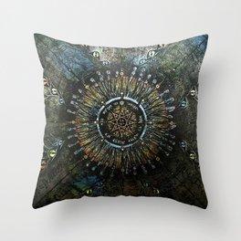 Seal of Solomon Throw Pillow
