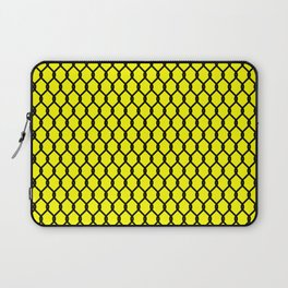 Chain-Link Fence (from Design Machine archives) Laptop Sleeve