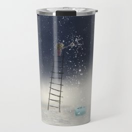 Harvesting Stars Travel Mug