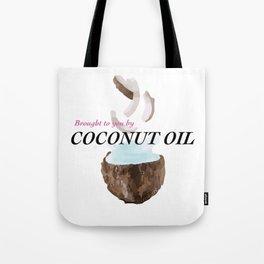 Coconut Oil Tote Bag