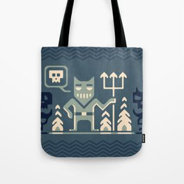 Skull collector Tote Bag
