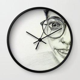 JAZMIN. Wall Clock