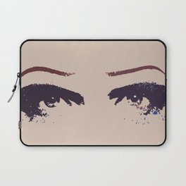 Hedwig's Eyes (with JCM) Laptop Sleeve