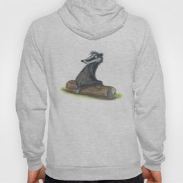 Badgers Date Hoody