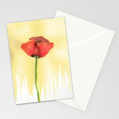The Poppy Stationery Cards