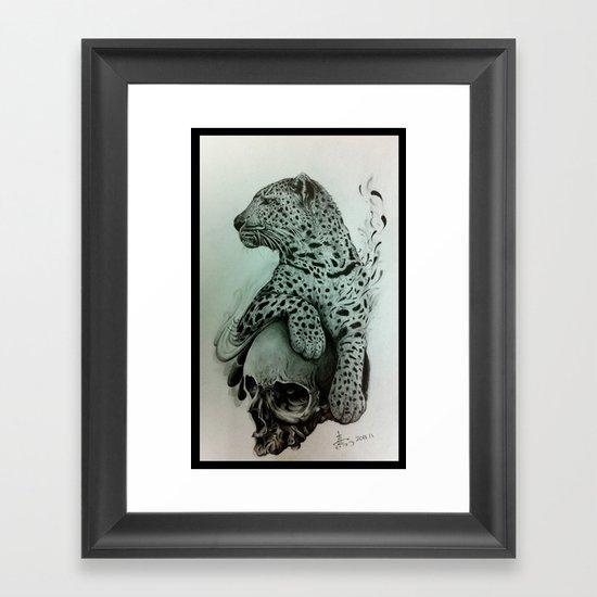 by Reeve Wong Framed Art Print