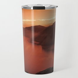 Sunset coucher de soleil Travel Mug