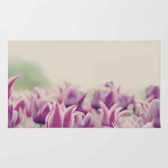 Tulips II Rug