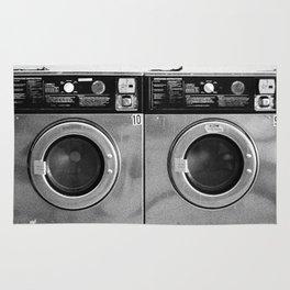 Vintage Laundromat Rug