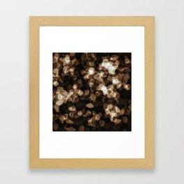 Crystal #02 Framed Art Print