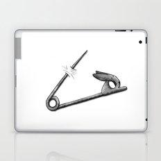 rabbit pin Laptop & iPad Skin