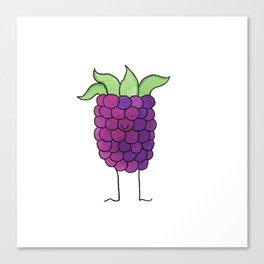 boysenberry Canvas Print