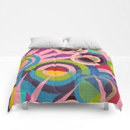 Delaunay Dreams Comforters