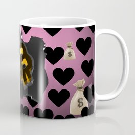 Catfish loving bitcoinsmallorca.com Coffee Mug