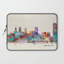 buffalo city new york Laptop Sleeve
