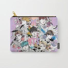 BTS Members -Love Yourself Carry-All Pouch