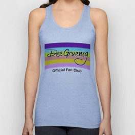 Dee Gruenig Official Fan Club Unisex Tank Top