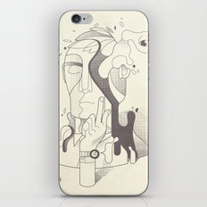 Get It Together iPhone & iPod Skin