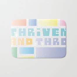 Thriven and Thro Excellent Bath Mat