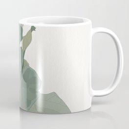 Rachel's Fiddle Leaf Coffee Mug