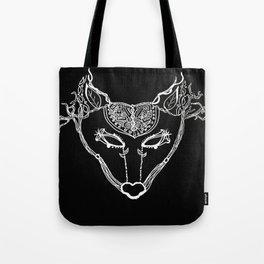 SkyWolf Tote Bag