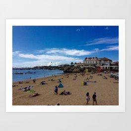 Explore Portugal Art Print