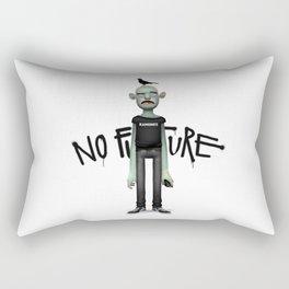 No Future Rectangular Pillow