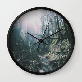 Forest Park Wall Clock