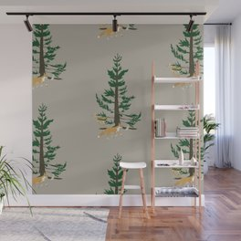 Forest Whimsy Wall Mural