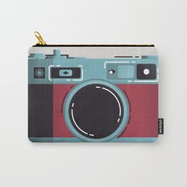 Little Yashica Camera Carry-All Pouch