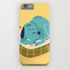 :::Sleeping pet dog::: Slim Case iPhone 6s