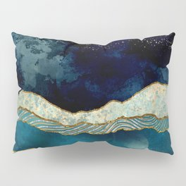 Indigo Sky Pillow Sham
