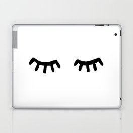 Tired Eyes Laptop & iPad Skin