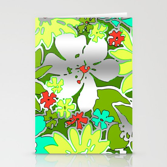 Spring to Life Stationery Cards