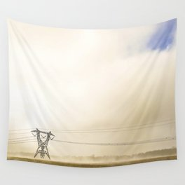 Drawn Wall Tapestry