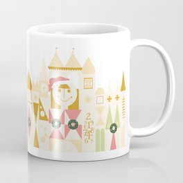 Christmas Happy Castle Coffee Mug