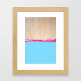 Sorbet VI Framed Art Print