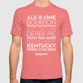 Louisville — Delicious City Prints T-shirt
