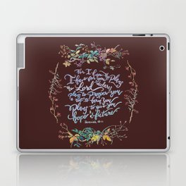 Give You Hope - Jeremiah 29:11 Laptop & iPad Skin