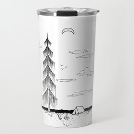 Droopy Tree Travel Mug
