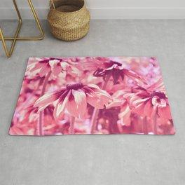 Flower Pink 0144 Rug