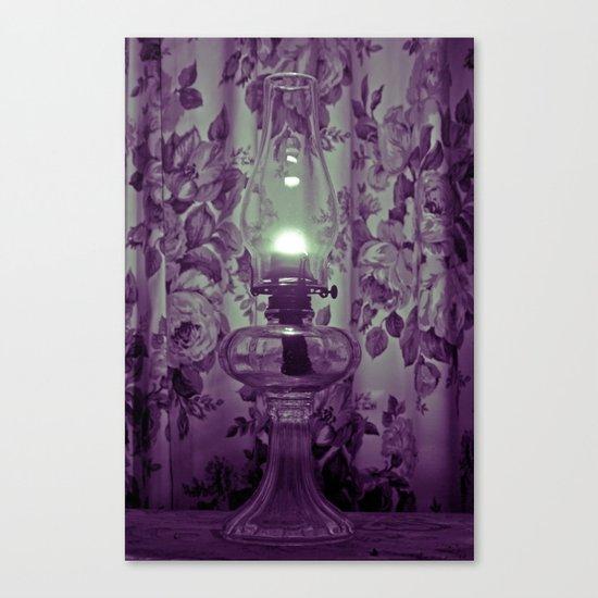 Classic lighting Canvas Print