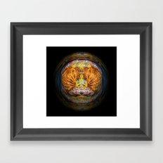 Guan Yin (Concept) Framed Art Print