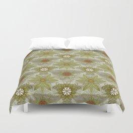Vintage English Garden Pattern Duvet Cover