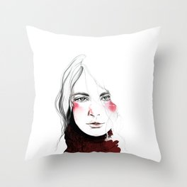 oh, Dear Throw Pillow