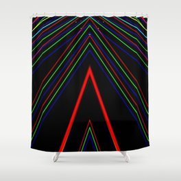 New Direction Shower Curtain