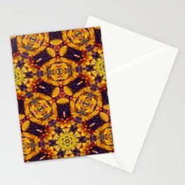 Patterned Paintography  Stationery Cards