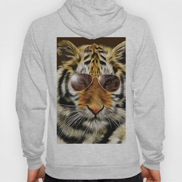 In the Eye of the Tiger Hoody