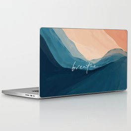 breathe. Laptop & iPad Skin