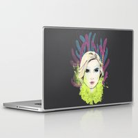 circus Laptop & iPad Skins featuring circus by rena rulianti